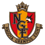 Nagoya Grampus Eight Club logo